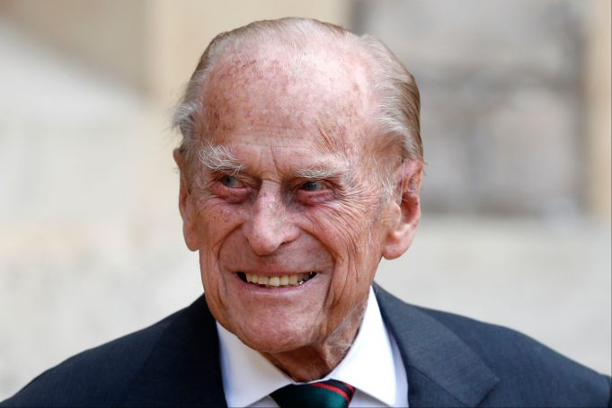 Prince Philip moved to new hospital