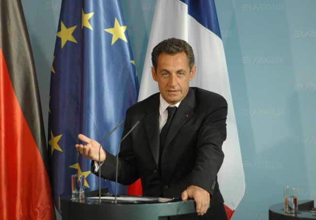 French ex-president Nicolas Sarkozy sentenced to jail