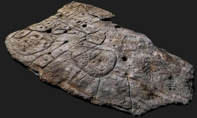 The Saint-Bélec Slab: Europe's oldest map unearthed in France