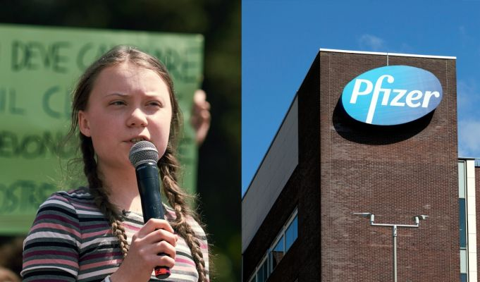 """Greta Thunberg describes vaccine inequality among the high-income and poor countries as """"unethical"""""""