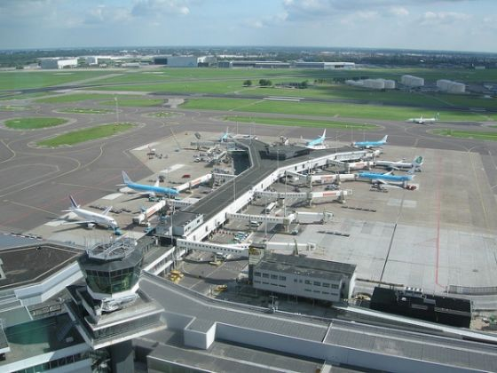 Schipol airport on high alert - image 2