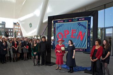 Amsterdam's Stedelijk reopens to the public - image 2