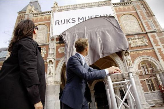 Rijksmuseum to reopen April 2013 - image 2