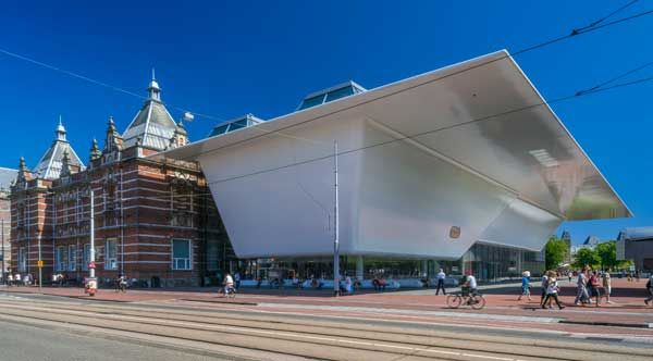 Amsterdam's Stedelijk reopens to the public - image 1