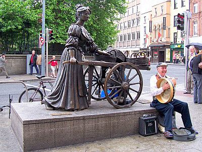 Statue of Molly Malone to be moved - image 3