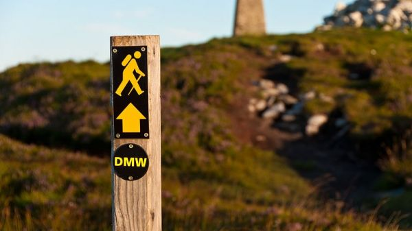 Free guided walks in the Dublin Mountains - image 1