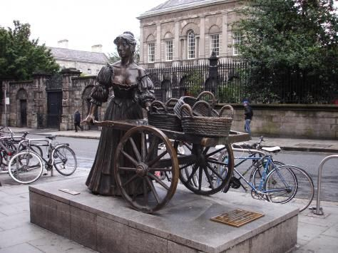 Statue of Molly Malone to be moved - image 2