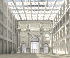 Berlin Palace gets cornerstone - image 2
