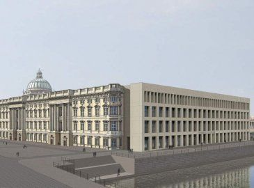 Berlin Palace gets cornerstone - image 3