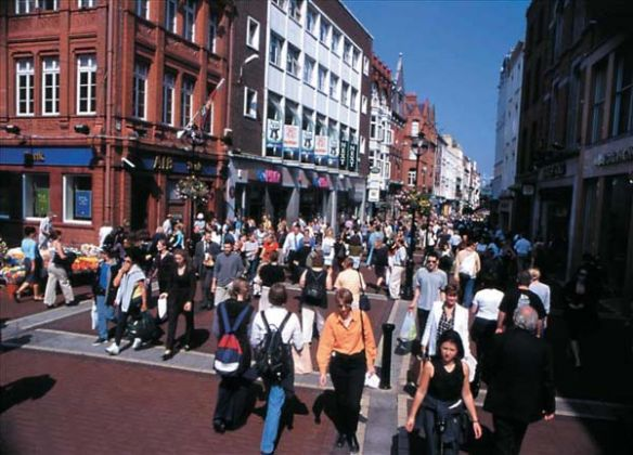 Charity shops to open on Grafton Street - image 1