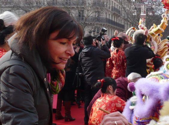 Women race for Paris - image 1