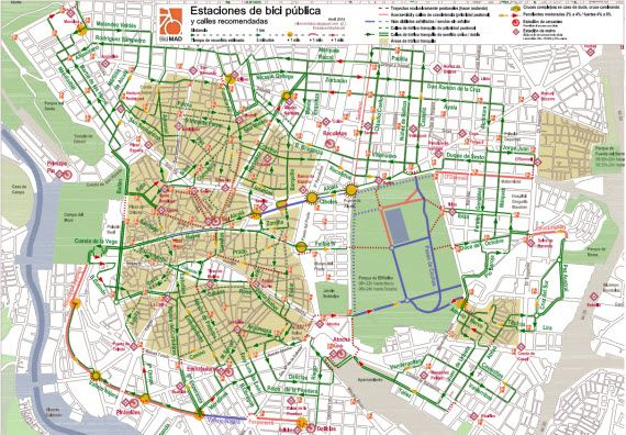 Madrid bike sharing scheme - image 3