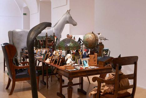 The order of time and things. The home studio of Hanne Darboven - image 3