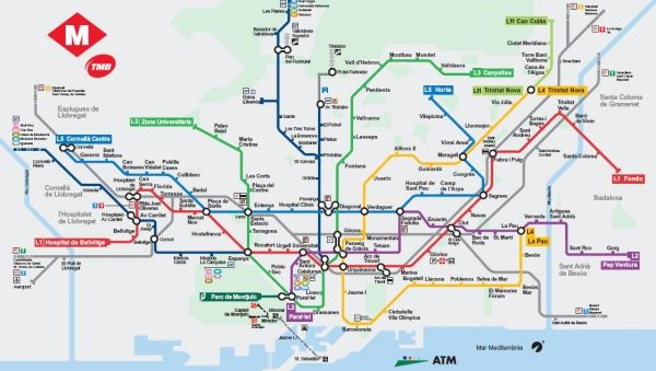 Barcelona metro to link El Prat airport in 2016 - image 2