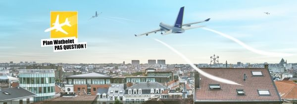 Brussels airport flight paths to change again - image 2