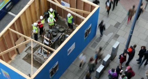 Dublin's Molly Malone gets a makeover - image 3