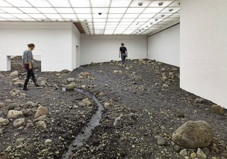 Olafur Eliasson: Riverbed - image 1