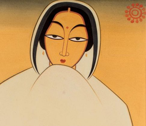 Bengal and Modernity: Early 20th-century Art in India - image 1