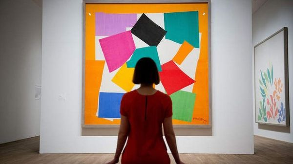 Henri Matisse: Cut-Outs - image 1