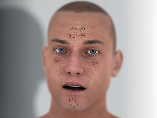 Ed Atkins: Recent Ouija - image 1