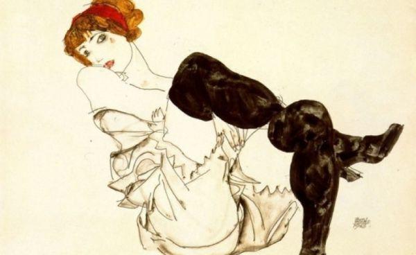 Wally Neuzil: Her life with Egon Schiele - image 4