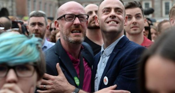 Dublin leads the way in Ireland's referendum to same-sex marriage - image 4