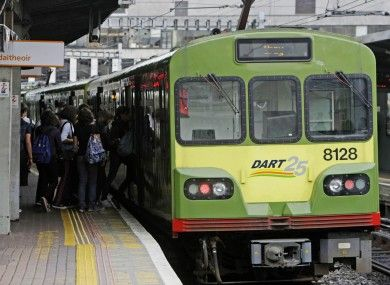 Dart rail service increases frequency - image 4