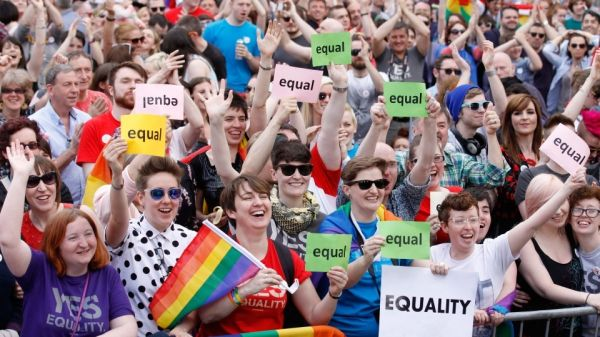 Dublin leads the way in Ireland's referendum to same-sex marriage - image 2