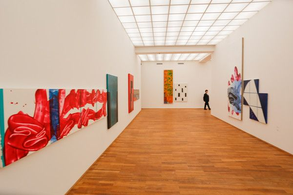 Mary Heilmann & David Reed: Two By Two - image 2