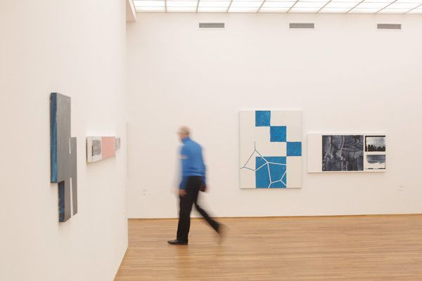 Mary Heilmann & David Reed: Two By Two - image 3