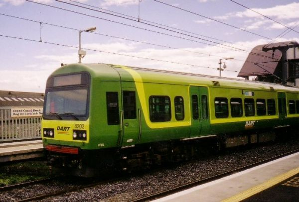 Dart rail service increases frequency - image 2