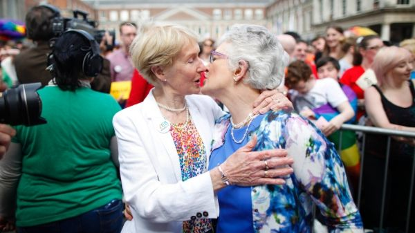 Dublin leads the way in Ireland's referendum to same-sex marriage - image 1