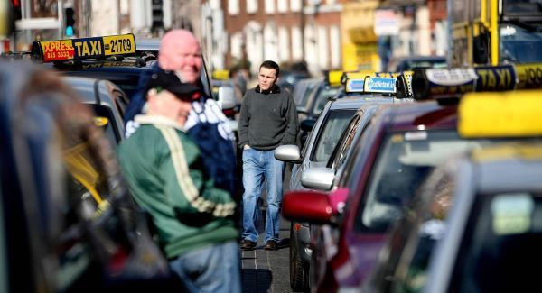 New taxi ranks in Dublin - image 4