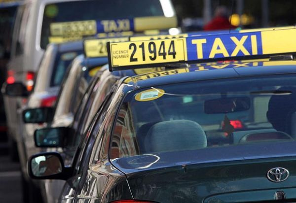 New taxi ranks in Dublin - image 1