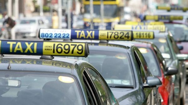 New taxi ranks in Dublin - image 2