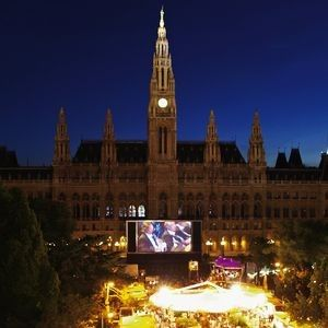 Music Film Festival at the Rathausplatz - image 4