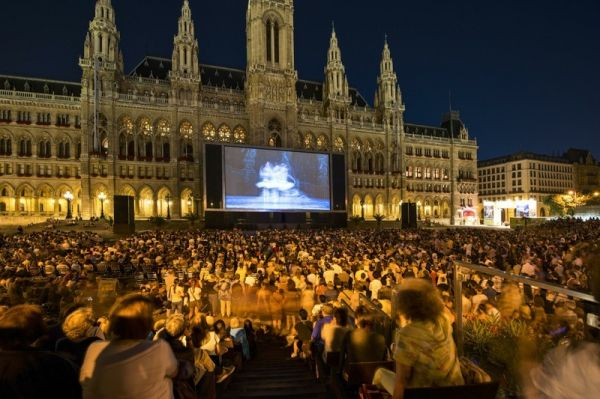 Music Film Festival at the Rathausplatz - image 1