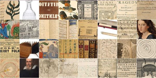 Marks of Genius: Masterpieces from the Collections of the Bodleian Libraries - image 1