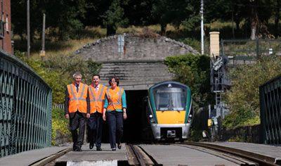 Dublin opens Phoenix Park tunnel to passenger trains - image 3