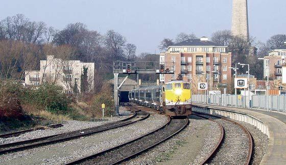 Dublin opens Phoenix Park tunnel to passenger trains - image 1