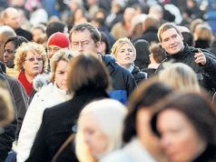 London's population rises