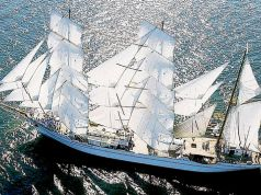 Tall ships come to Dublin