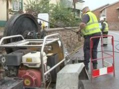 Jersey fibre optics on target
