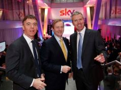 Sky launches Dublin base