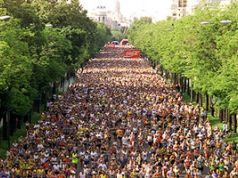 Madrid tightens security for marathon