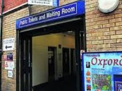 New look for Oxford's public toilets