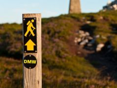 Free guided walks in the Dublin Mountains