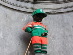 Cleanliness Day in Brussels