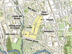 Oxford's Westgate development goes public