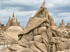 Copenhagen International Sand Sculpture Festival